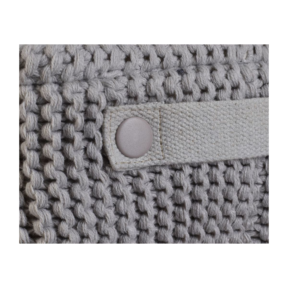 Small square basket n°4