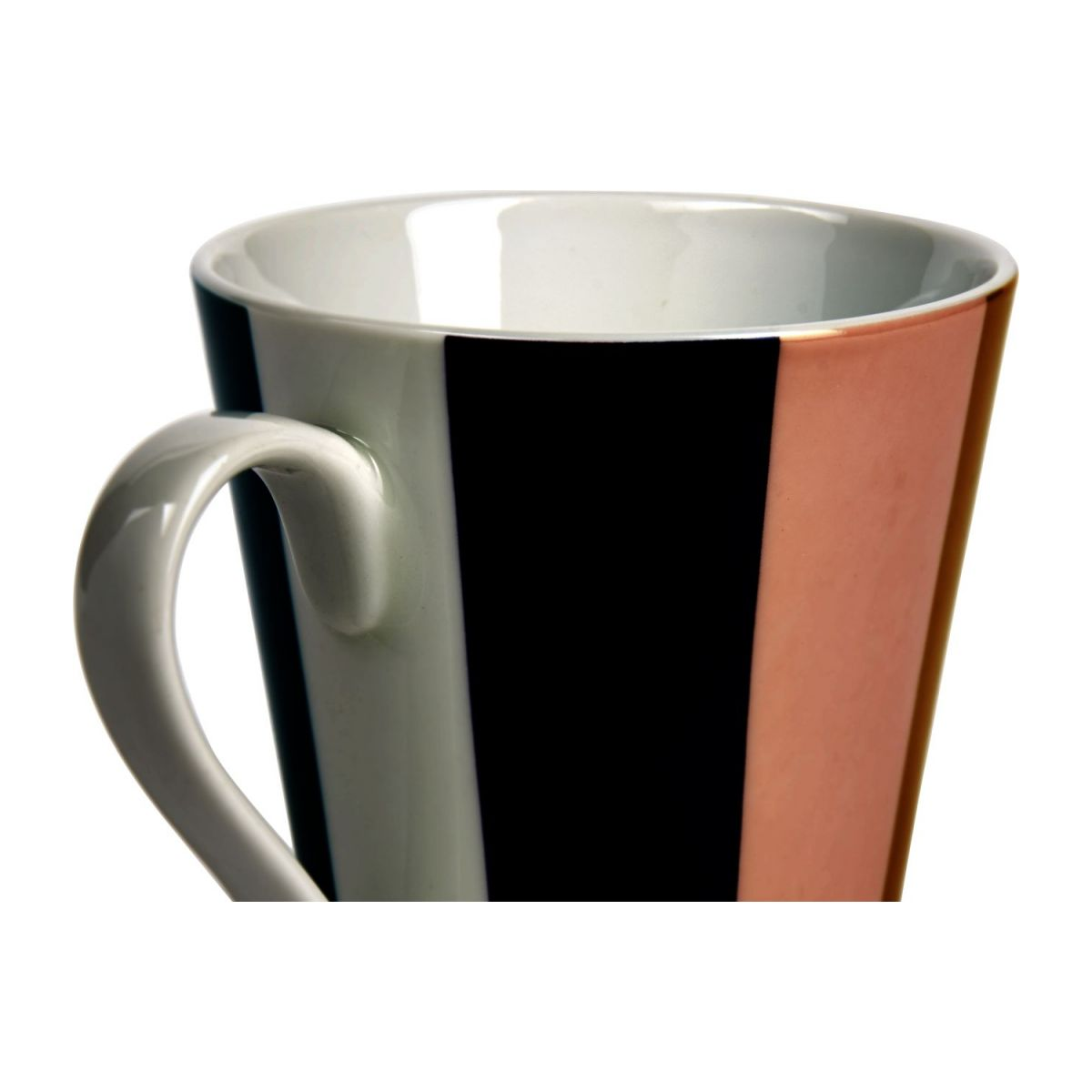 Set de 4 mugs en porcelaine n°7