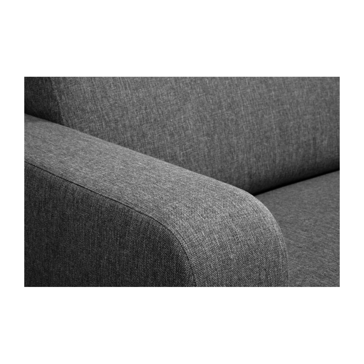 Fabric 3-seater sofa n°10