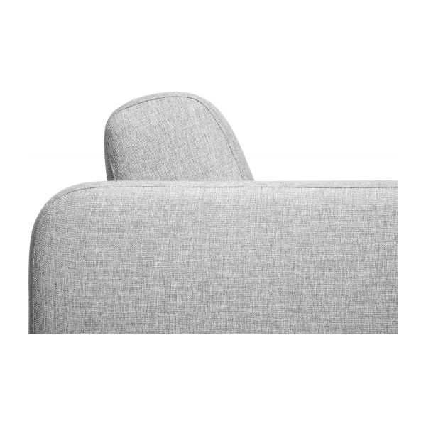 3-seater fabric sofa-bed n°11