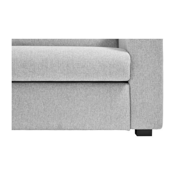 3-seater fabric sofa-bed n°10