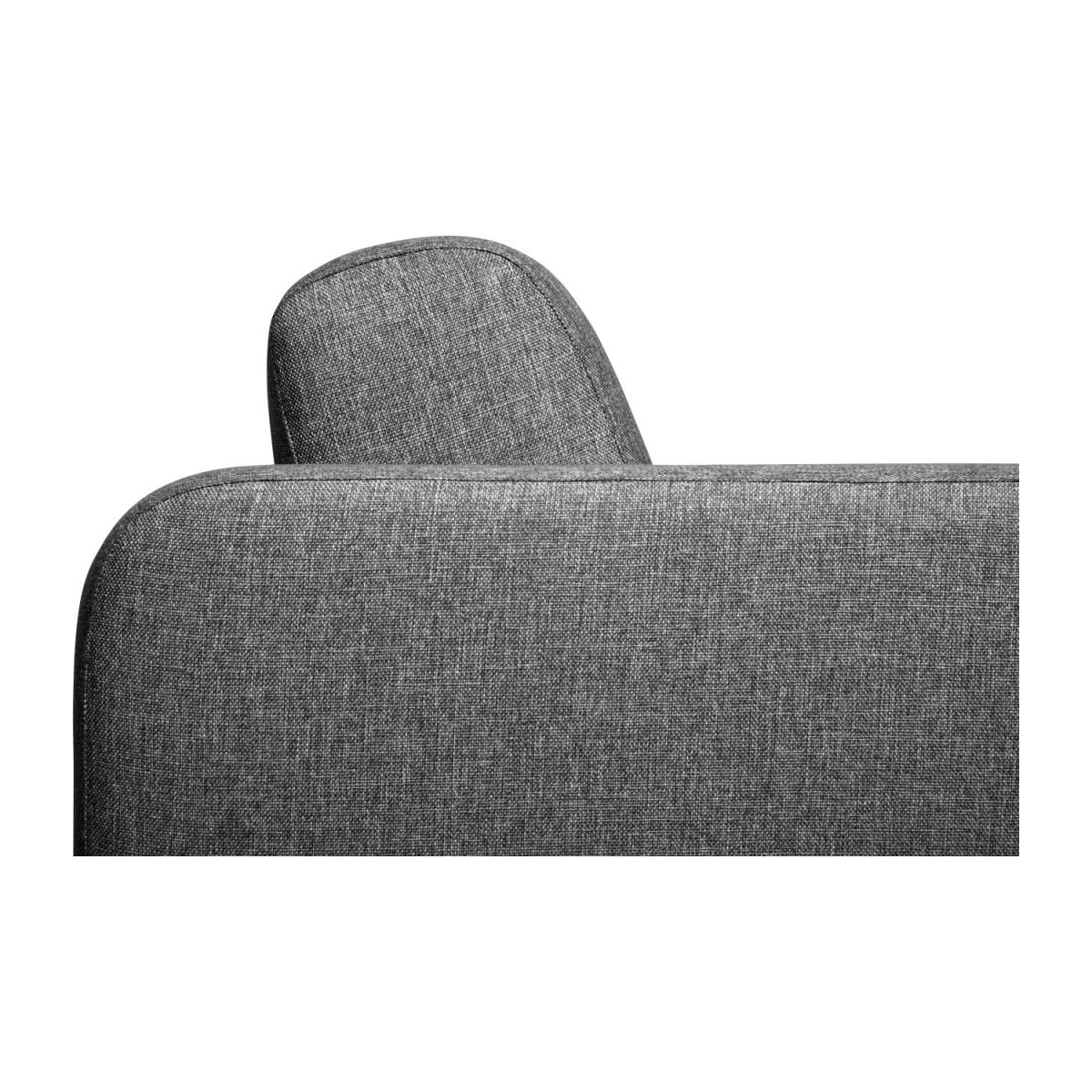 3-seater fabric sofa n°9