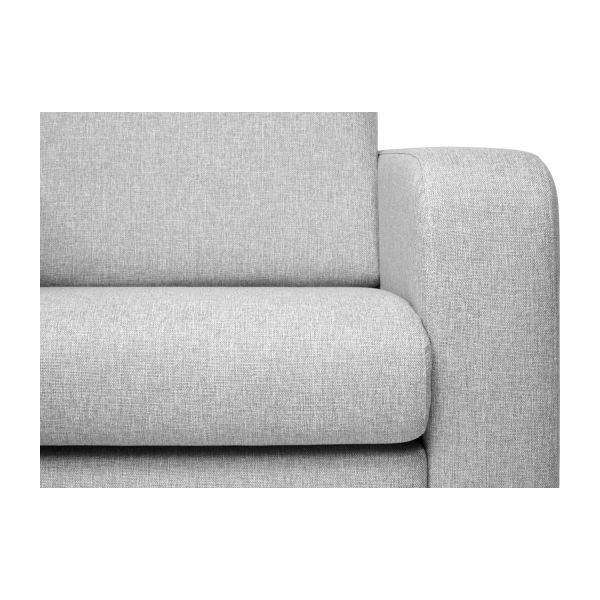 2-seater fabric sofa-bed n°9