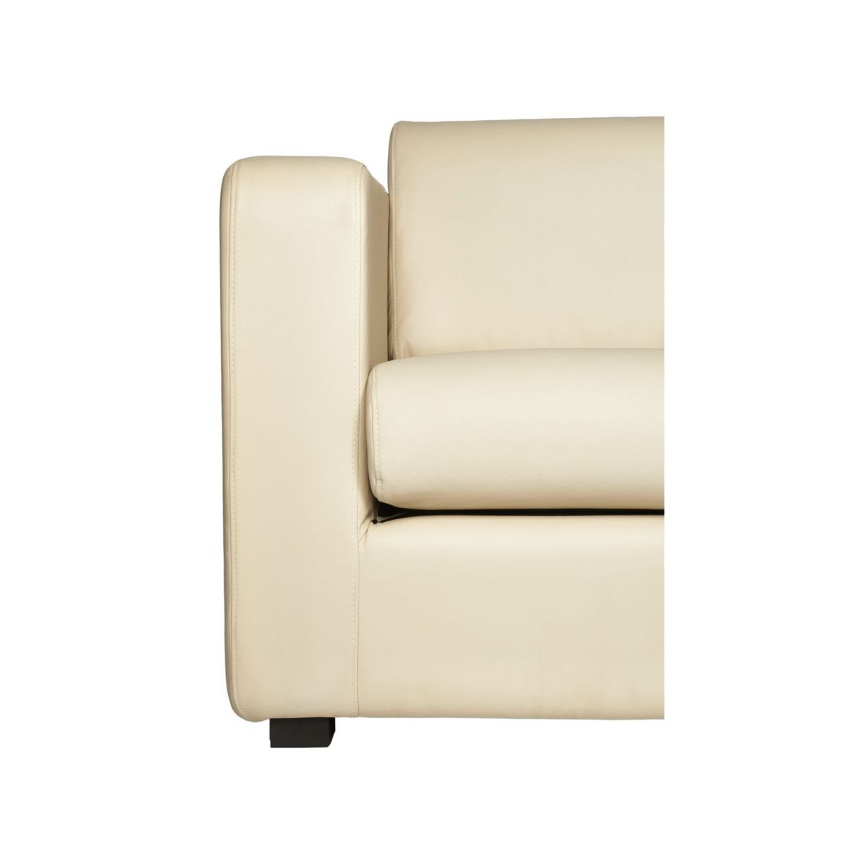 Leather armchair n°5