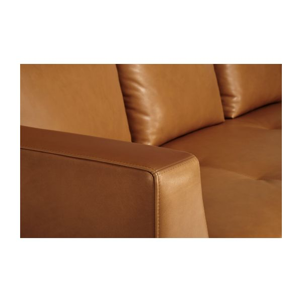 3-seater leather sofa  n°9