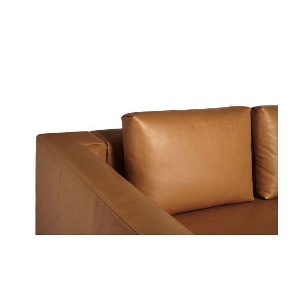 3-seater leather sofa  n°7