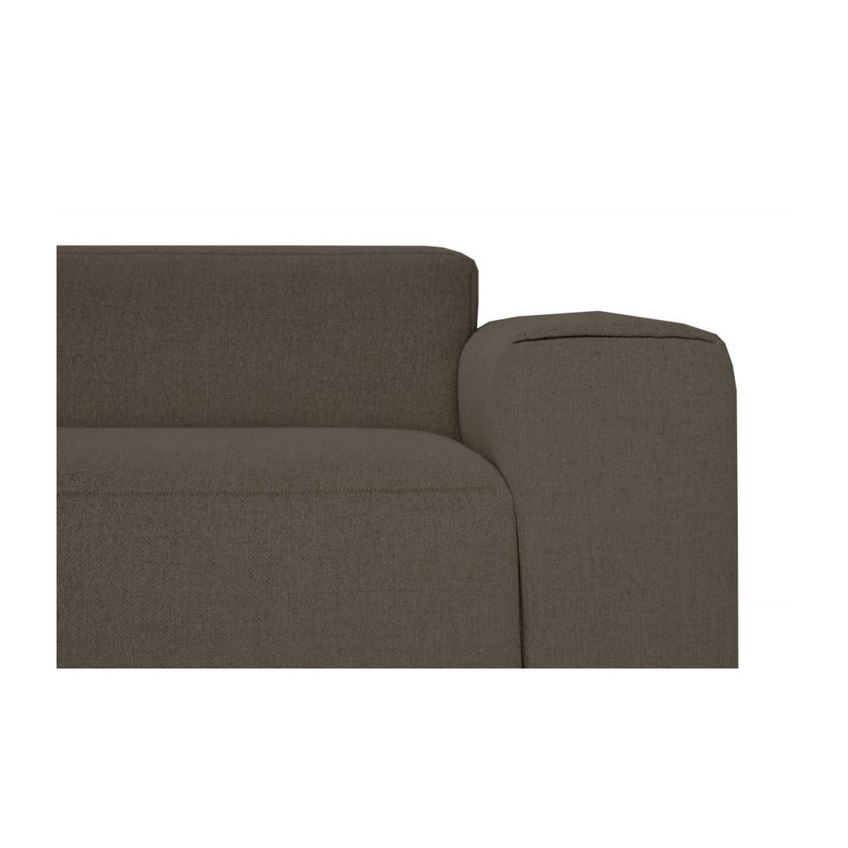 4 seater sofa in Lecce fabric, muscat n°4
