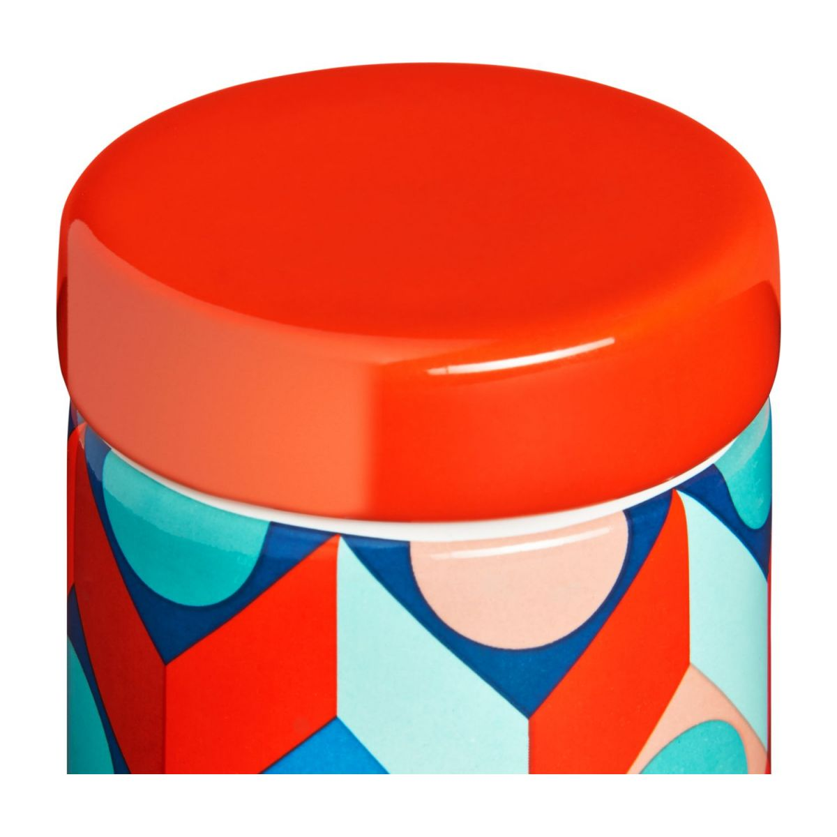 Spice jar with patterns n°4