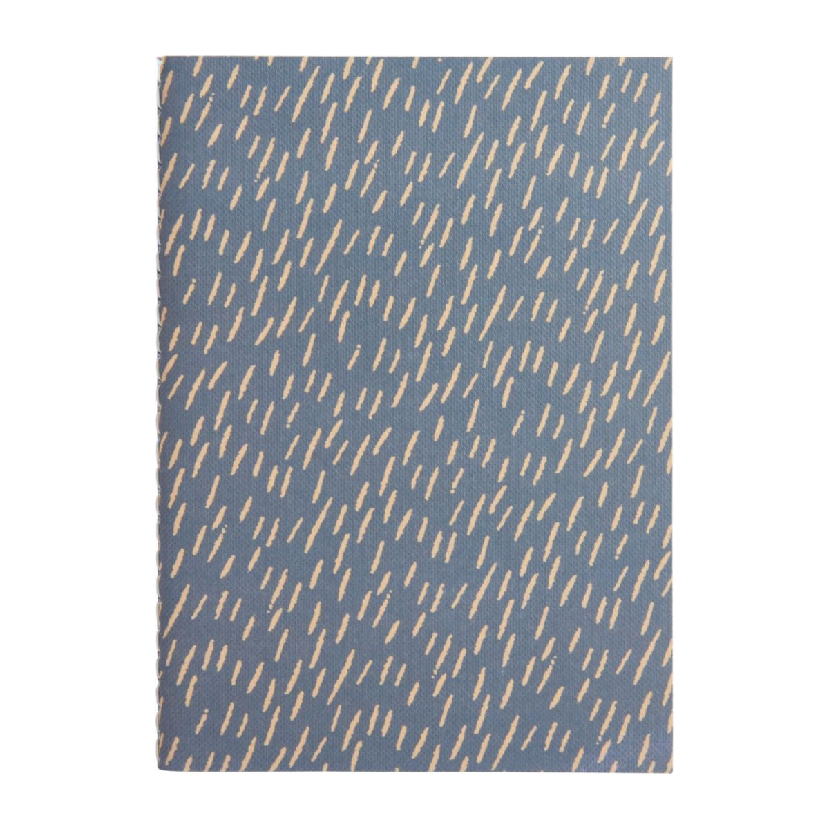 Notebook A5, beige with bunny patterns n°5