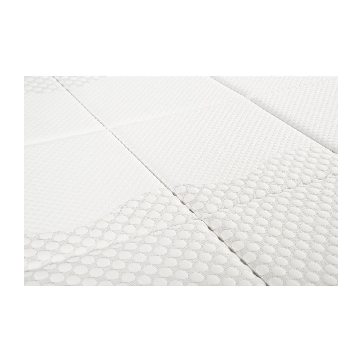 Foam mattress, width 24 cm, 160x200cm - medium support n°4
