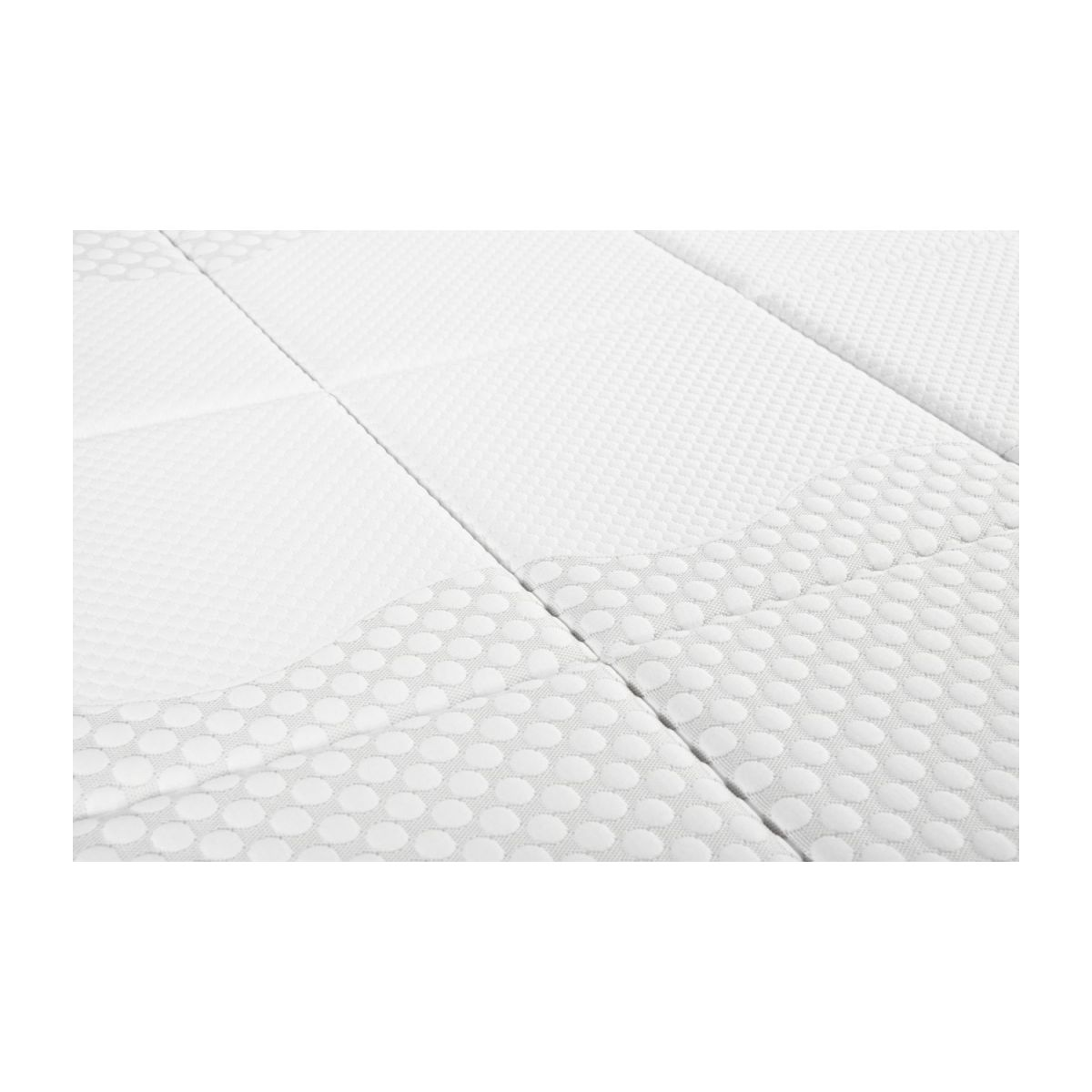 Foam mattress, width 24 cm, 90x200cm - firm support n°4