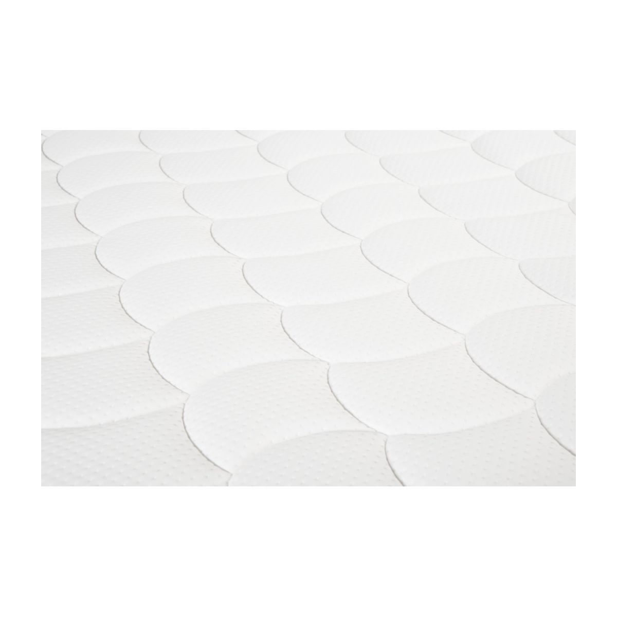Foam mattress, width 22cm, 140x200cm - medium support n°4