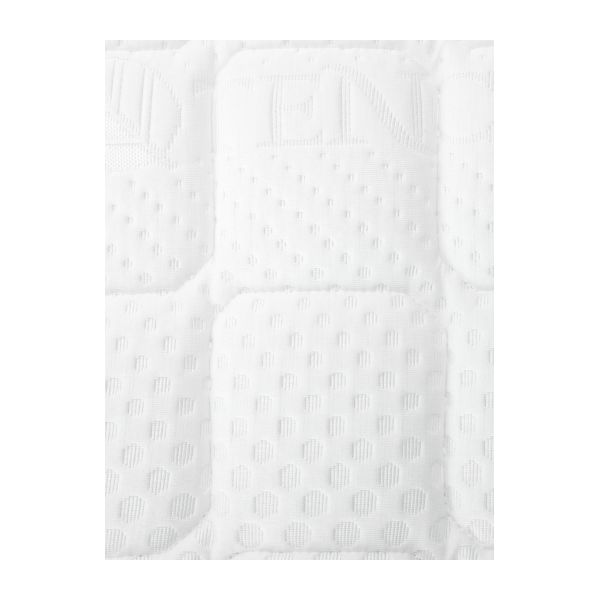 Spring mattress, width 22 cm, 90x200cm - medium support n°6