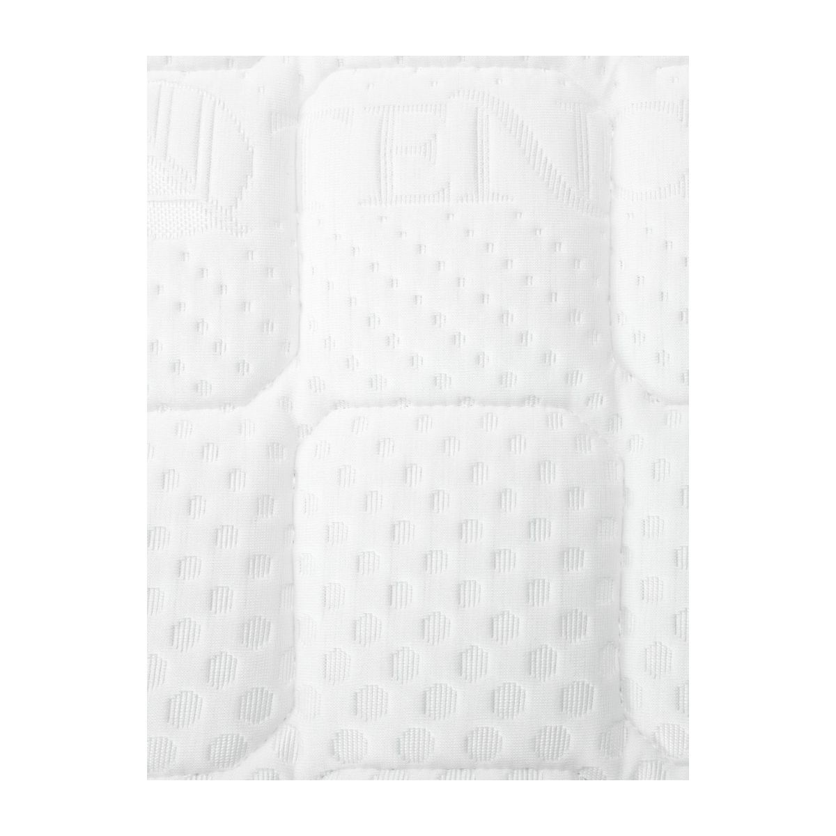 Spring mattress, width 22 cm, 80x200cm - firm support n°6