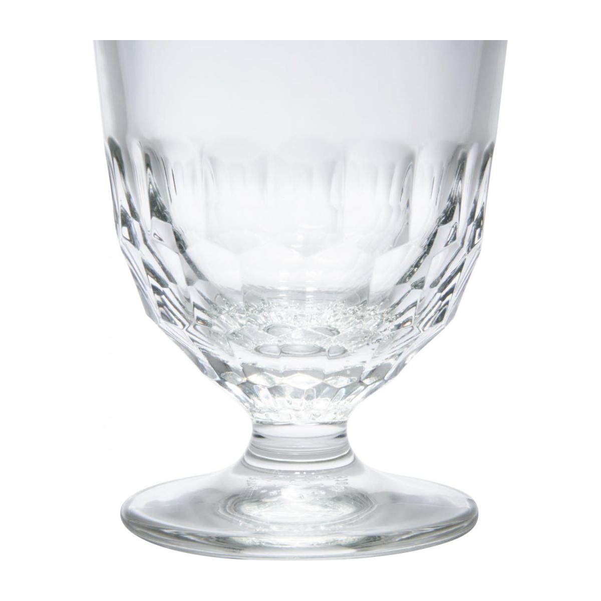 High stemmed glass n°3