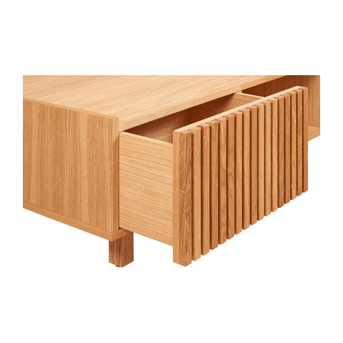Oak low table n°5