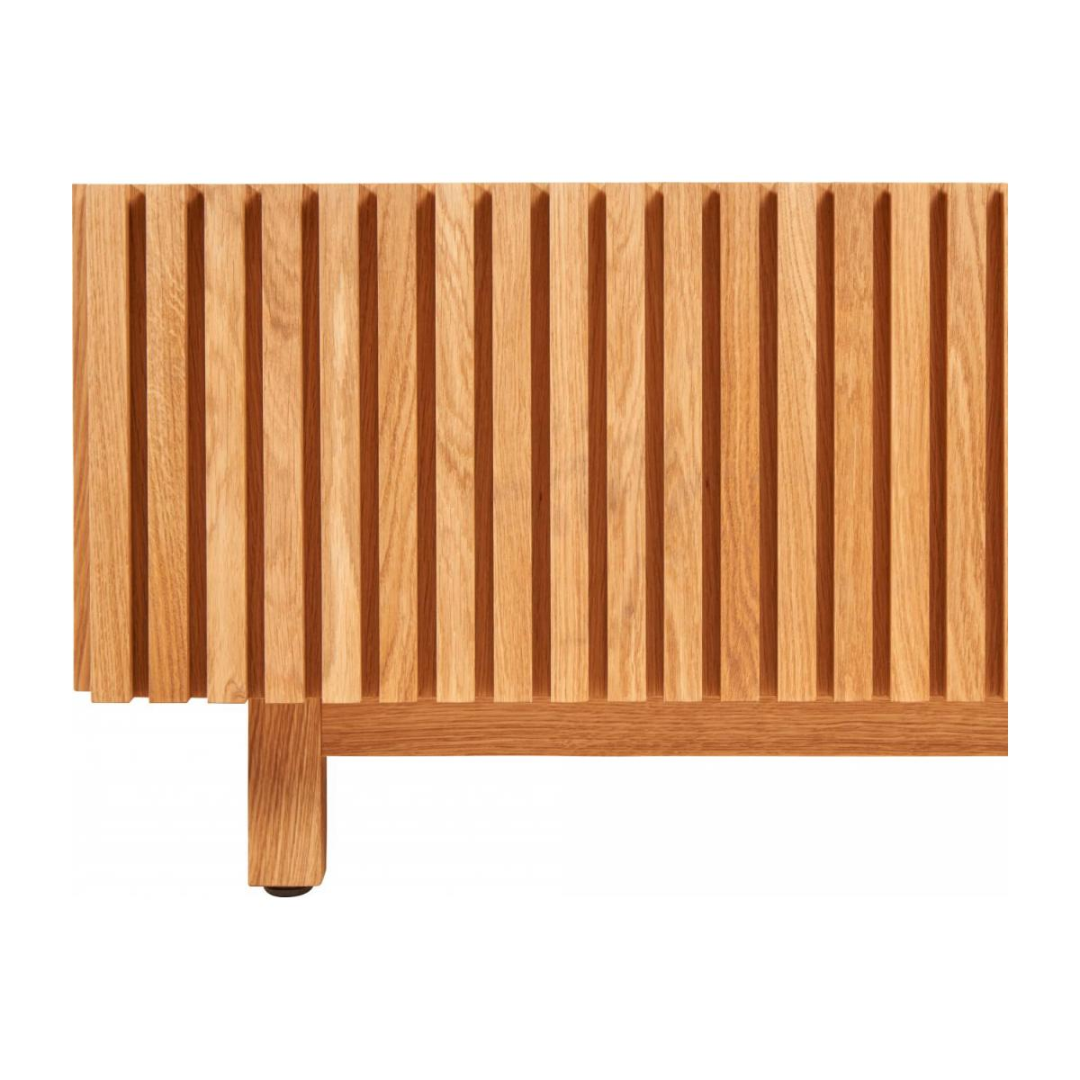 Audio video oak stand n°8