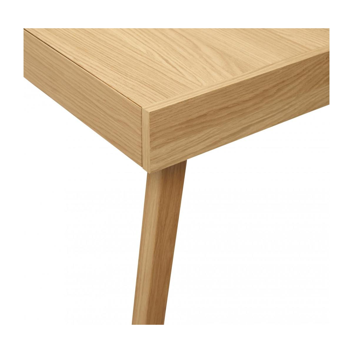 Big oak desk n°10