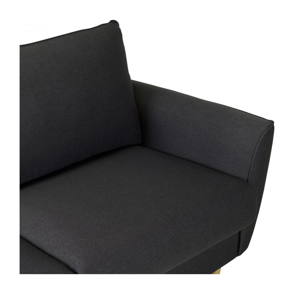 3 seater Sofa Bed with slatted base n°7