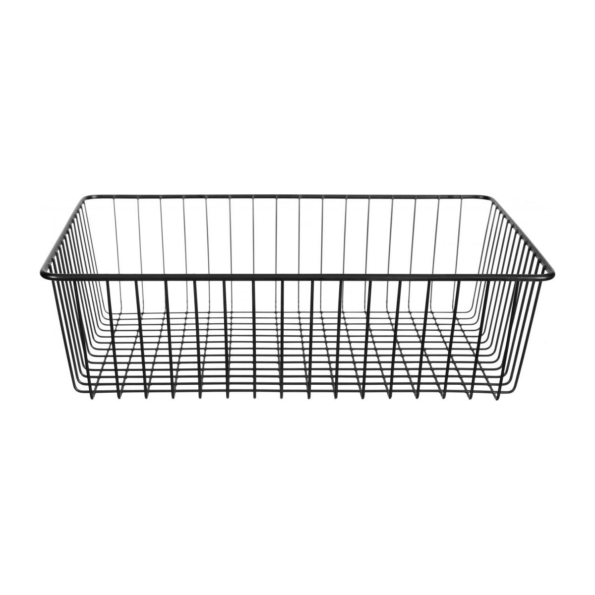 Metal Bathroom Basket Set of 3 n°7