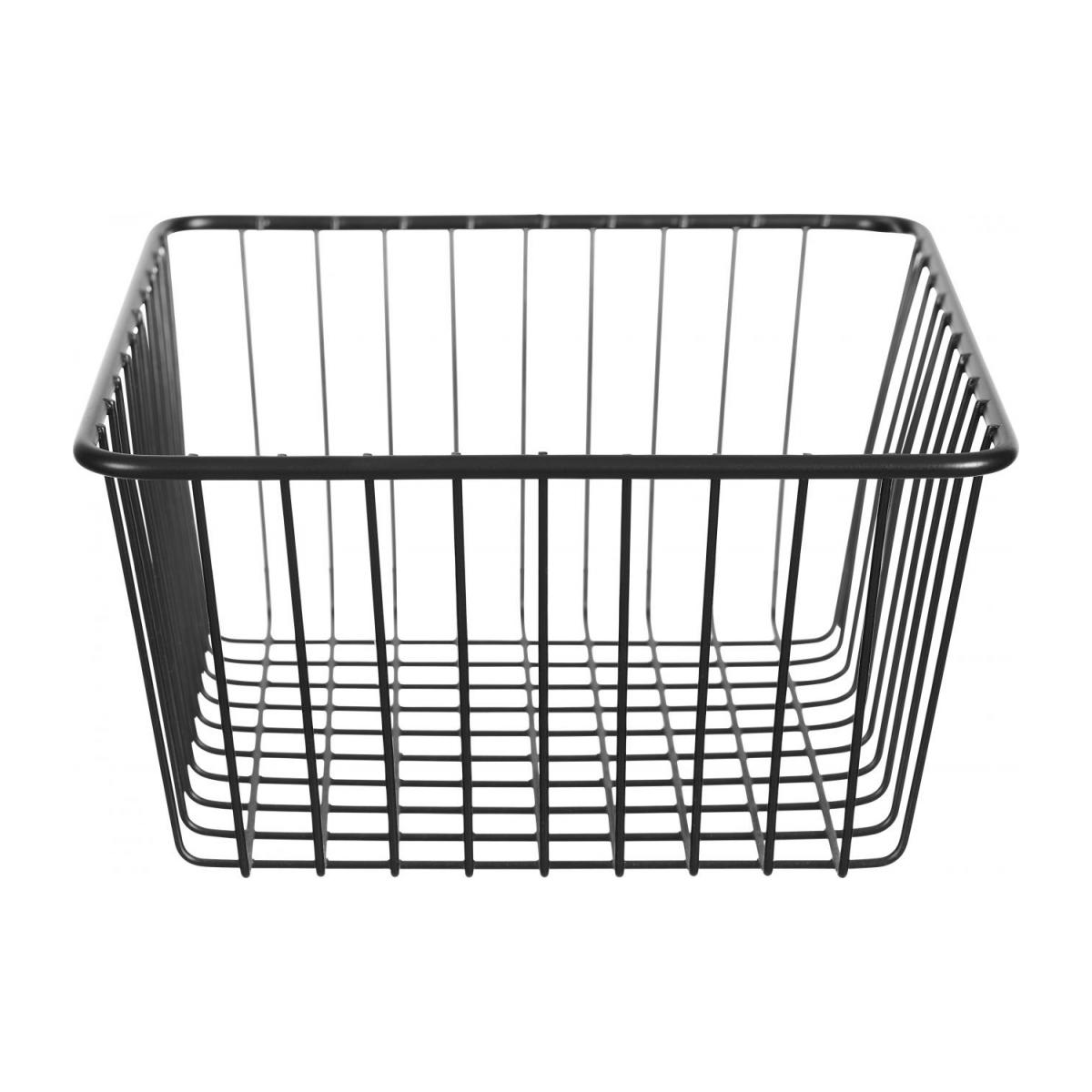 Metal Bathroom Basket Set of 3 n°5