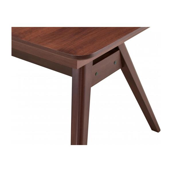 Table extensible - Noyer n°6