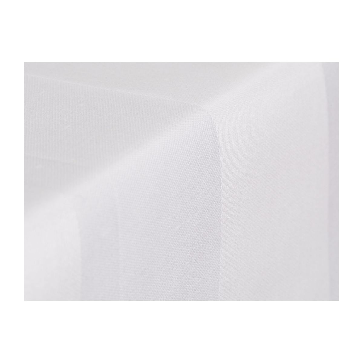 Nappe 270x180cm blanche n°2