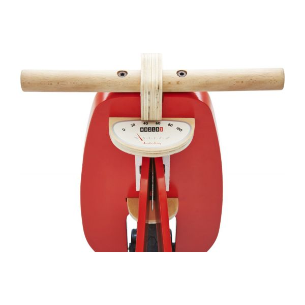Wooden scooter n°6