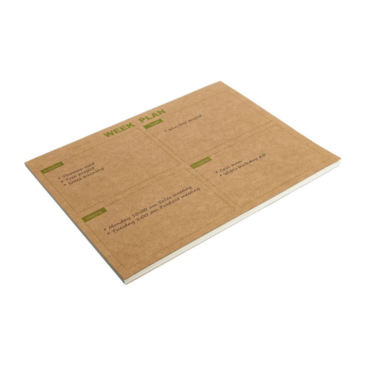 Stationery box (14 pieces) n°15