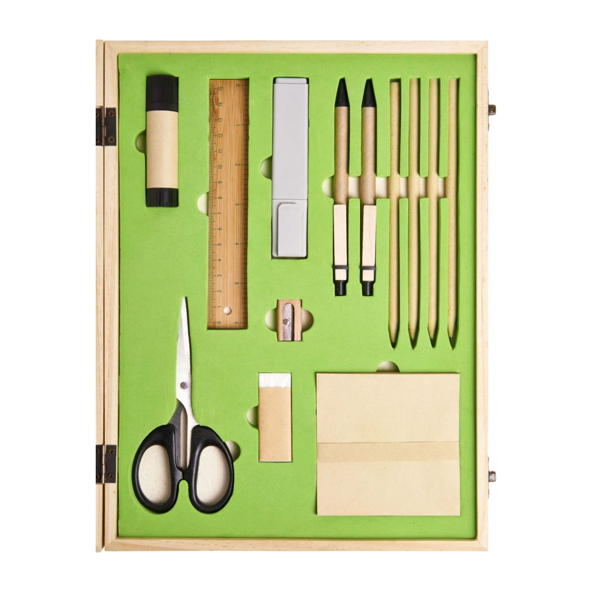 Stationery box (14 pieces) n°8