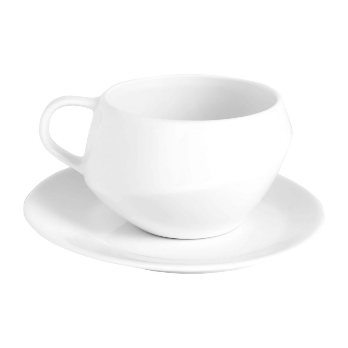 Tea cup and saucer n°7