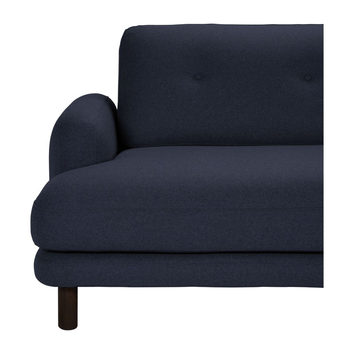 3-seater sofa in wool felt n°8