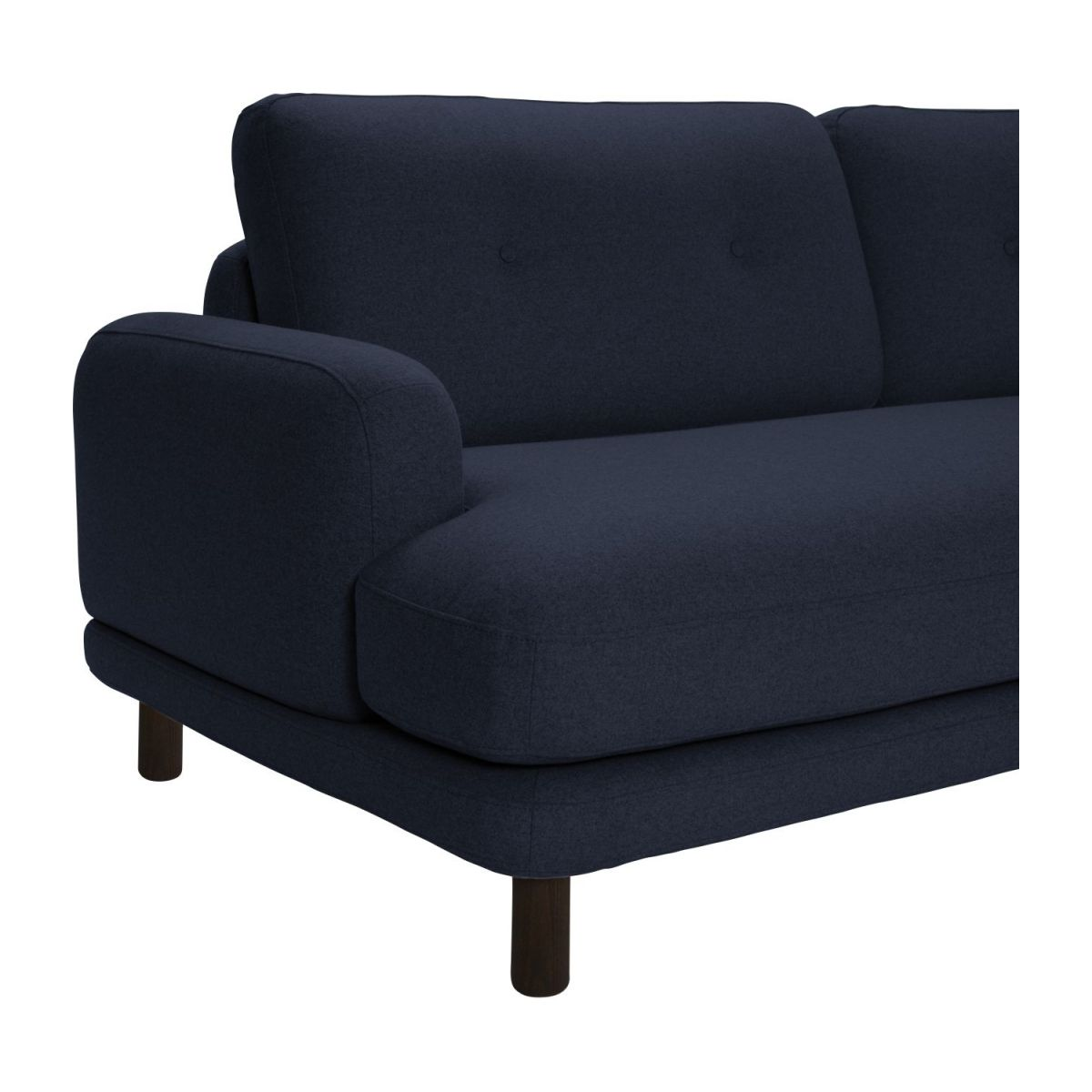 3-seater sofa in wool felt n°6