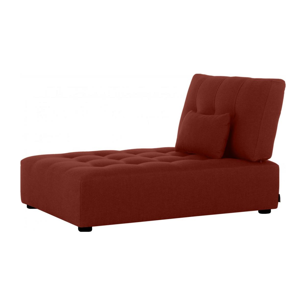 Chaiselongue-Tela-Burdeos n°1