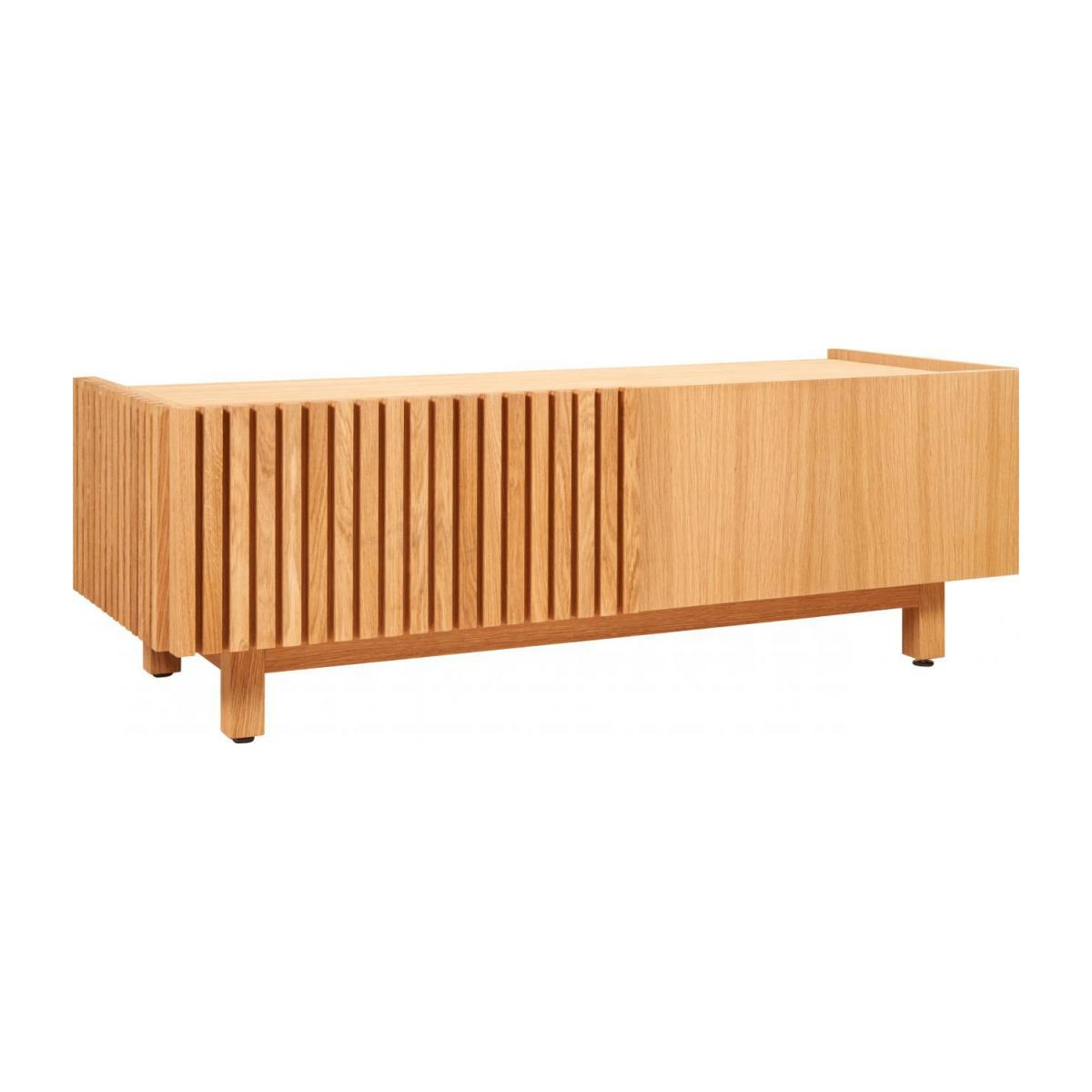 Audio video oak stand n°1