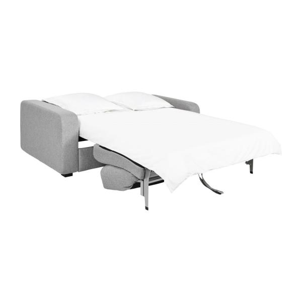 3-seater fabric sofa-bed n°4