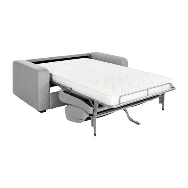 2-seater fabric sofa-bed n°3