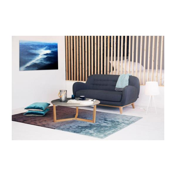 Fabric 2-seater sofa  n°2
