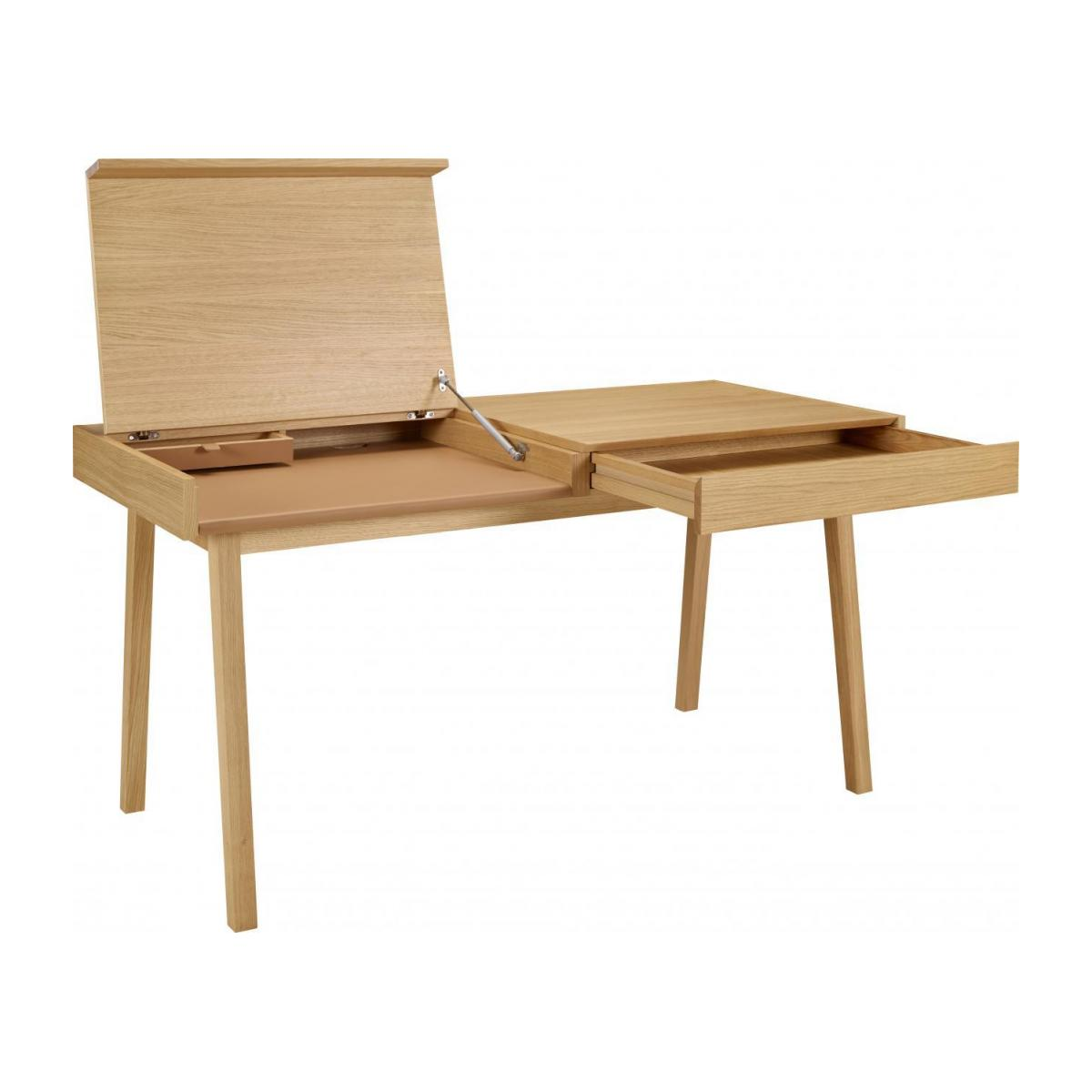 Big oak desk n°3