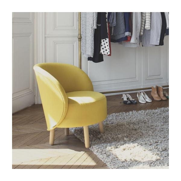 fabric armchair n°1