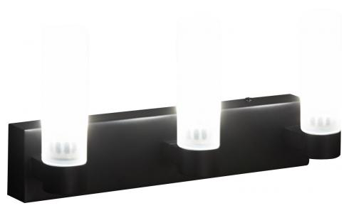Applique LED norme IP44 matte - 3 lumières