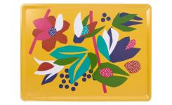 Bandeja rectangular - 40x30cm - Estampado Narcisse
