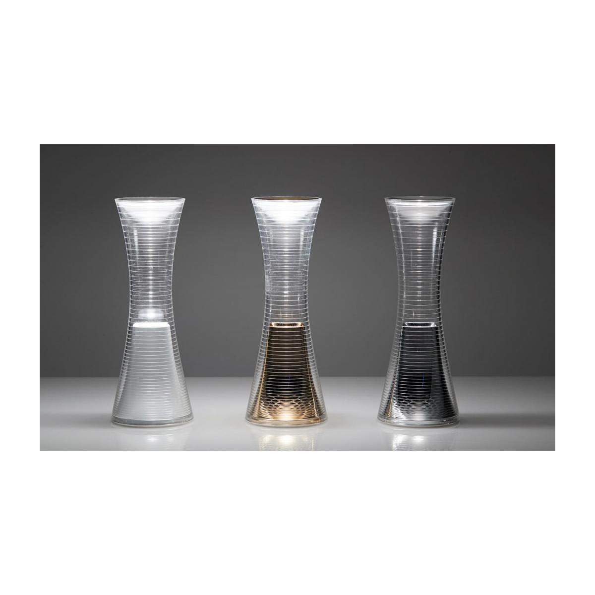 Come Together - Lampe de table chrome n°2