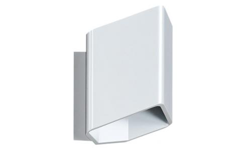 Applique Cube - Blanc